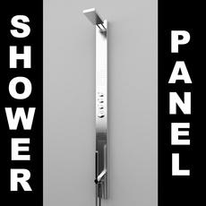 Shower Panel 3 3D Model