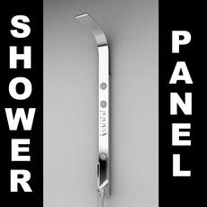 Shower Panel 2 3D Model
