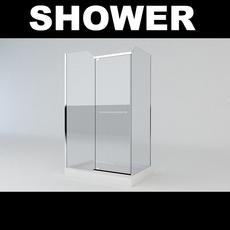 Shower 5  3D Model