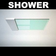 Shower Head 3D Model