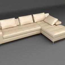 Sofa 8 3D Model