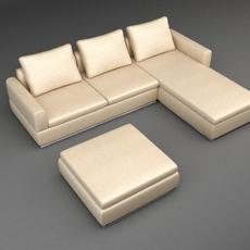 Sofa 11 3D Model