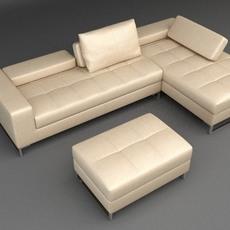 Sofa 13 3D Model