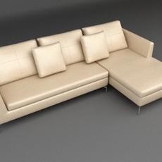 Sofa 15 3D Model
