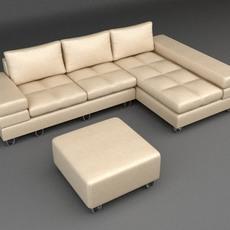 Sofa 18 3D Model
