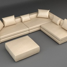 Sofa 22 3D Model
