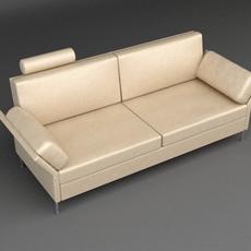 Sofa 23 3D Model