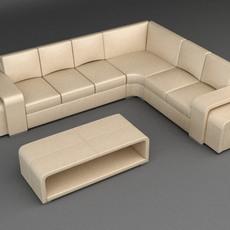 Sofa 25 3D Model