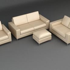Sofa 26 3D Model