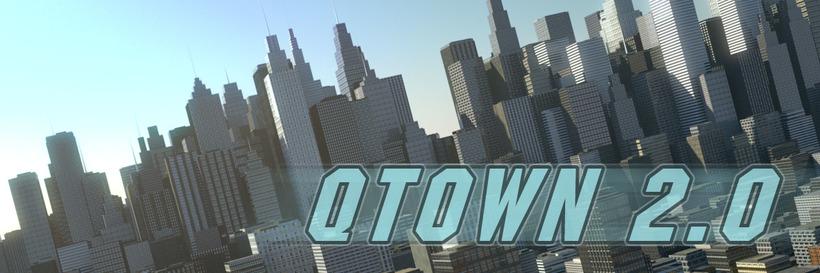QTown for Maya