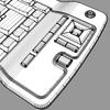 02 54 45 629 keyboard   mesh 4 4