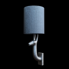 Sconce Lamp Contemporary Style 3D Model