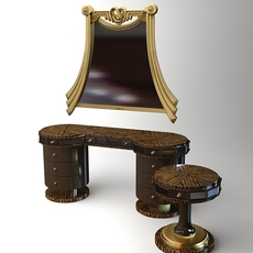 Furniture Grilli 3D Model