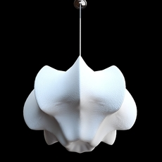 Pendant Light The Flos Viscontea Italy 3D Model