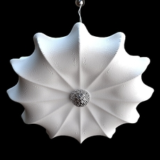 Ceiling Light Flos Zeppelin Italy 3D Model