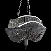 Chandelier Terzani atlantis J01S J06S 3D Model