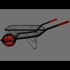 02 55 36 170 wheelbarrow wire 2 4