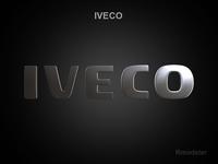 Iveco 3d Logo  3D Model