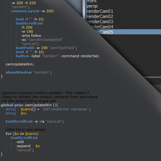 kr_camList for Maya 1.0.0 (maya script)