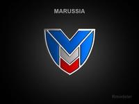 Marussia 3d Logo 3D Model