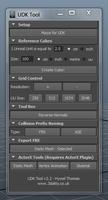 Free UDK Tool for Maya 0.2.2 (maya script)