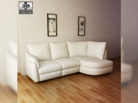 IKEA ALVROS sofa 3D Model