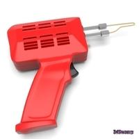 Soldering gun 3D Model