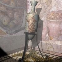 Free Roman Style Amphora 3D Model