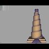 02 58 01 720 spiral minaret m 4