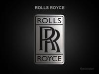 RollsRoyce 3d Logo 3D Model