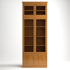 Display Cabinet 2 3D Model