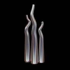 Modern Vase Set 3D Model