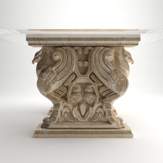 Gryphon Table 3D Model
