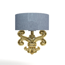 Classical Sconce Light 3D Model