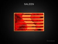 Saleen 3d Logo 3D Model