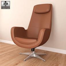 IKEA ARVIKA Swivel armchair 3D Model
