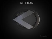 Kleeman 3d Logo 3D Model