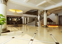 Lobby Reception Area 03 3D Model