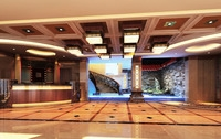 Lobby Reception Area 06 3D Model