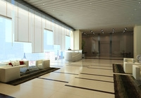 Lobby Reception Area 012 3D Model
