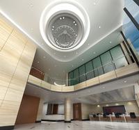Lobby space 26 3D Model