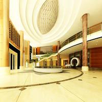 Lobby space 29 3D Model