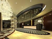 Lobby space 32 3D Model