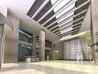 Public Lobby  Area 37 3D Model