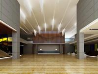 Public Lobby  Area 39 3D Model