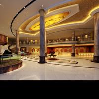 Public Lobby  Area 40 3D Model