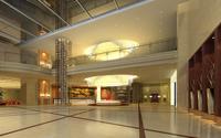 Public Lobby  Area 42 3D Model