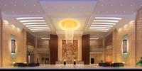 Hotel Lobby  Area 43 3D Model