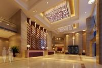 Hotel Lobby  Area 47 3D Model