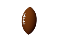 Free Football Rig 3D Model